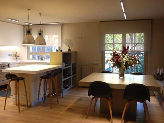 Proyecto iluminaci n interior vivienda unifamiliar - Focos iluminacion interior ...