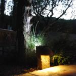 Baliza led jardín