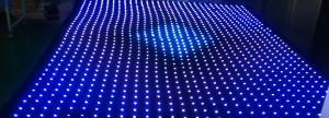 Pantalla pixel flexible_iluminación de espectáculos y eventos