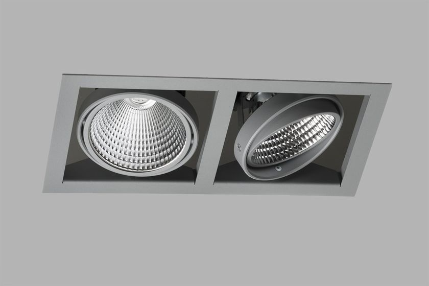 foco cardan led doble