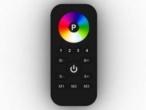 Control de iluminación LED RGB