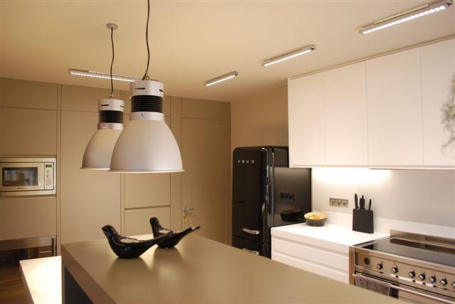 Proyecto iluminaci n interior vivienda unifamiliar for Luces interiores