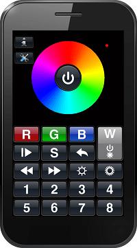 Controlador RGB WiFi