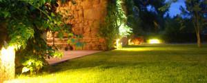 Balizas-LED-Jardin