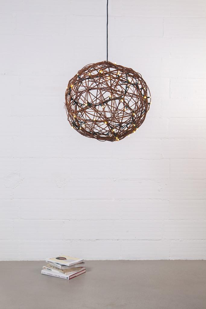 Bola LED decorativa 45L