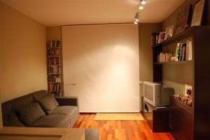 Iluminación de un piso