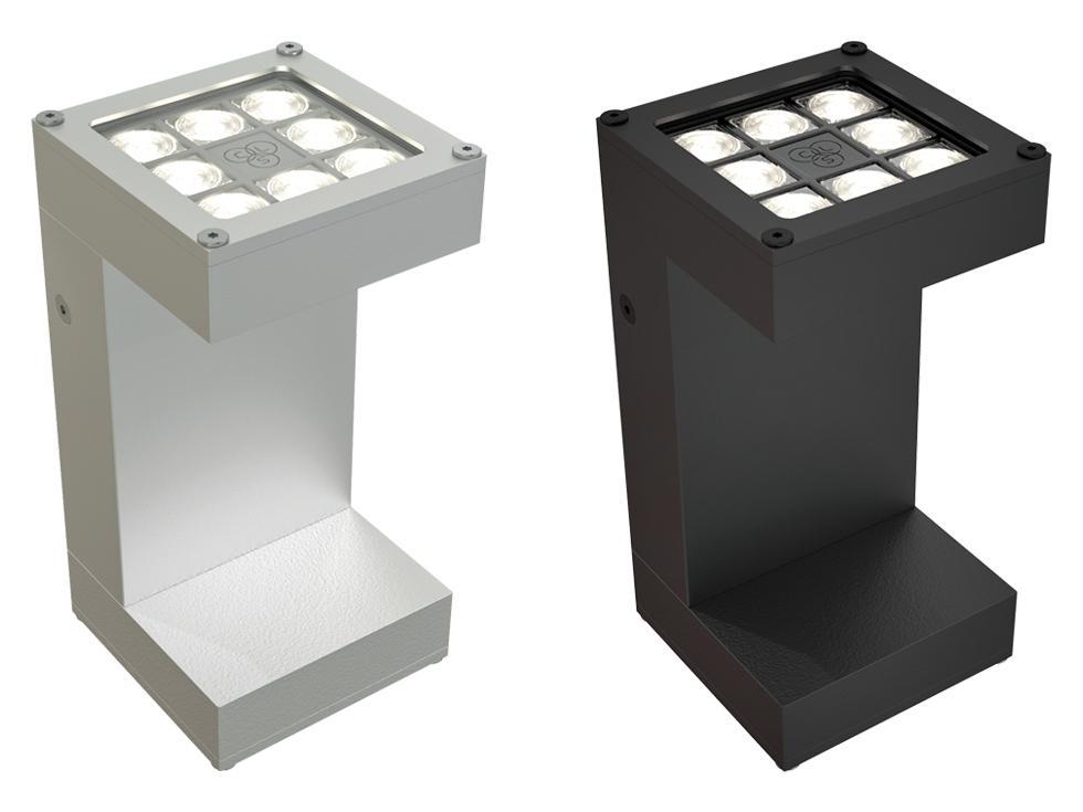 Lámpara LED de pared HYLO