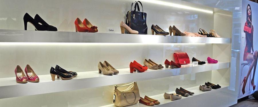 Iluminación comercial para retail y tiendas de ropa