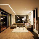Proyectos de iluminación residencial, casas y pisos