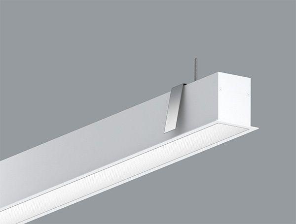 iluminación lineal led
