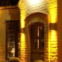 Iluminación Mural exterior