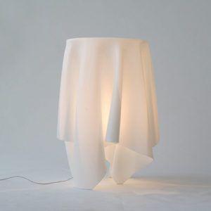 mobiliario exterior iluminado