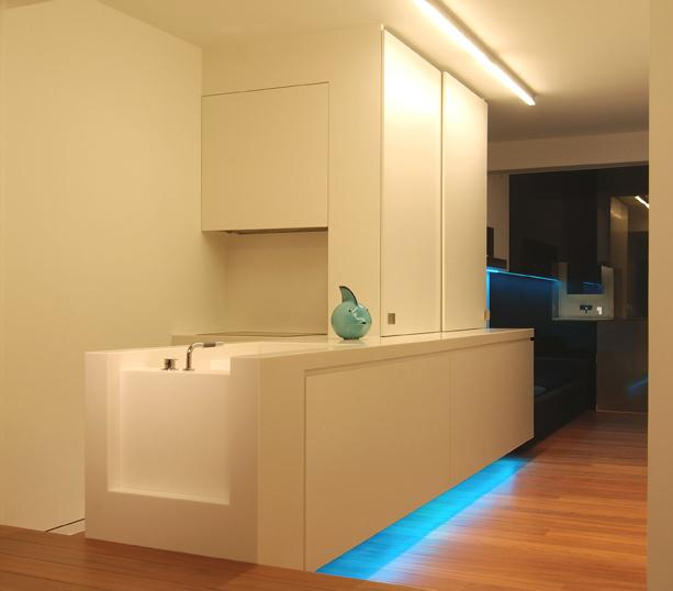 Iluminaci n led en cocinas algunas ideas pr cticas - Iluminacion led salon ...
