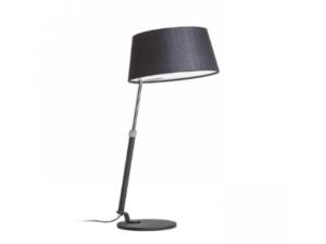 Lámpara de mesa con pantalla textil modelo Ritzy Mesa destacado