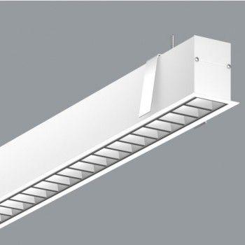 Perfiles para iluminación lineal empotrada