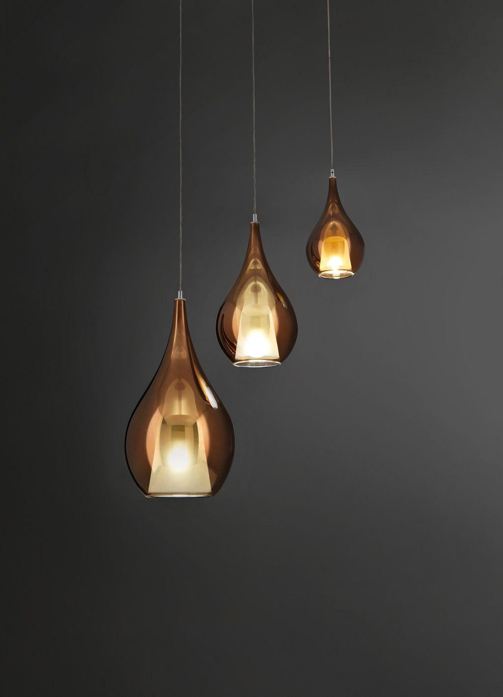 Lámpara de cristal ZOE