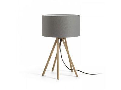 Lámpara de mesa modelo El Paso, iluminación decorativa