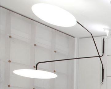 Lámpara mural de diseño