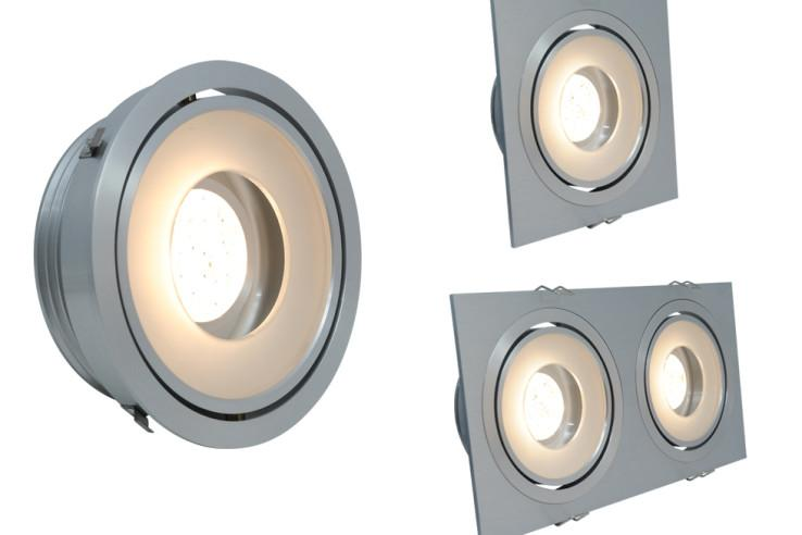 Downlight led LUXO 6