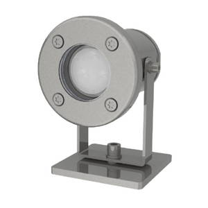 Proyector LED exterior de 7W, NIVISS Ground Standard