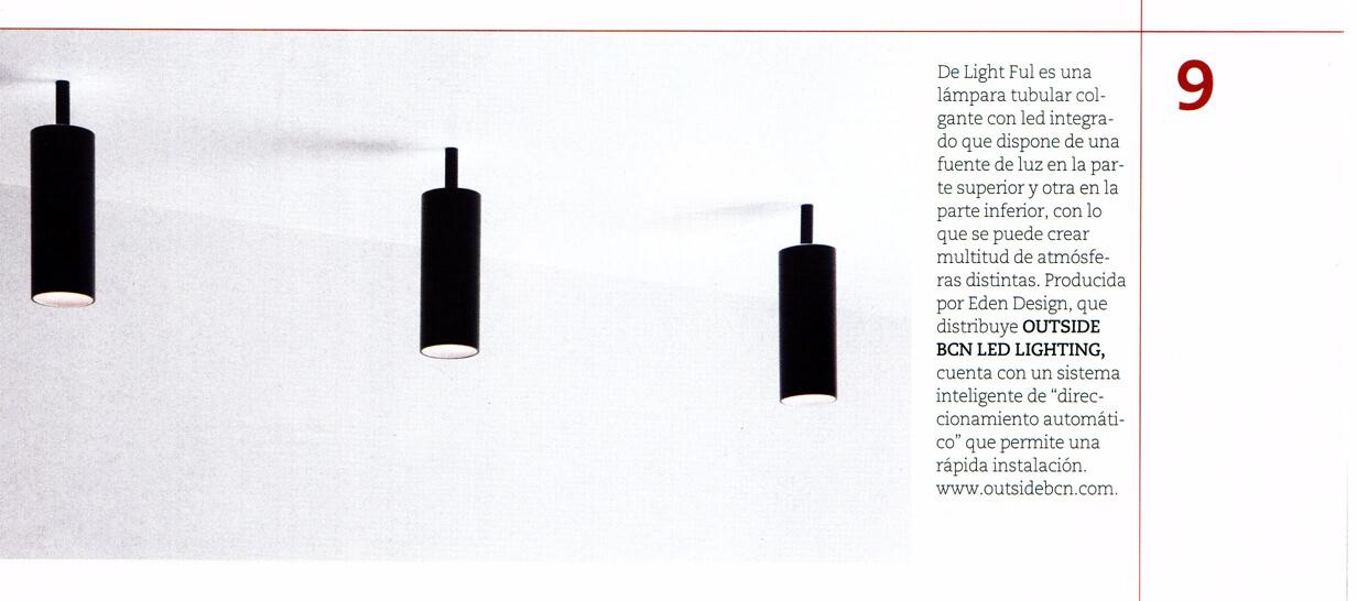Nota de prensa De Light Ful by EDEN Design
