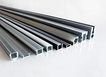 Perfiles para tiras led, perfiles de superficie