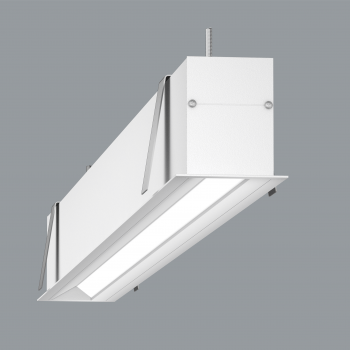 Perfil led wallwasher