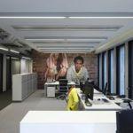 Proyectos de iluminación para oficinas. Iluminación para entornos de trabajo.