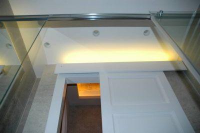 Proyecto de iluminación residencial. Iluminación interior