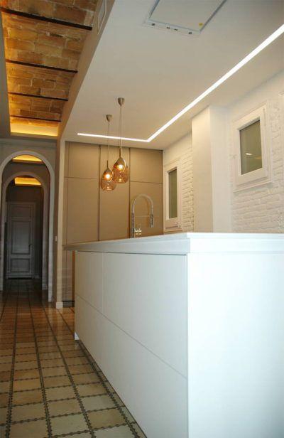 Proyectos de iluminación de casas y pisos
