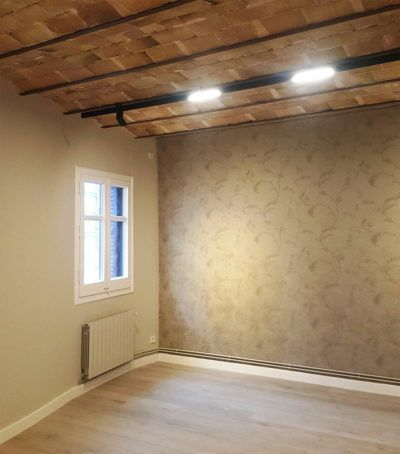 Proyecto de iluminación de un piso