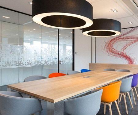 Proyecto de iluminación para oficinas