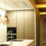 Proyecto de iluminación interior residencial, rehabilitación de un piso