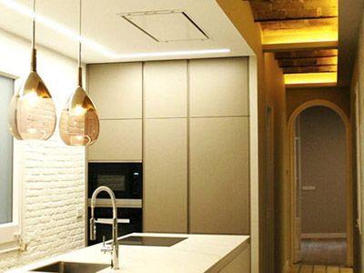 Proyecto iluminación interior