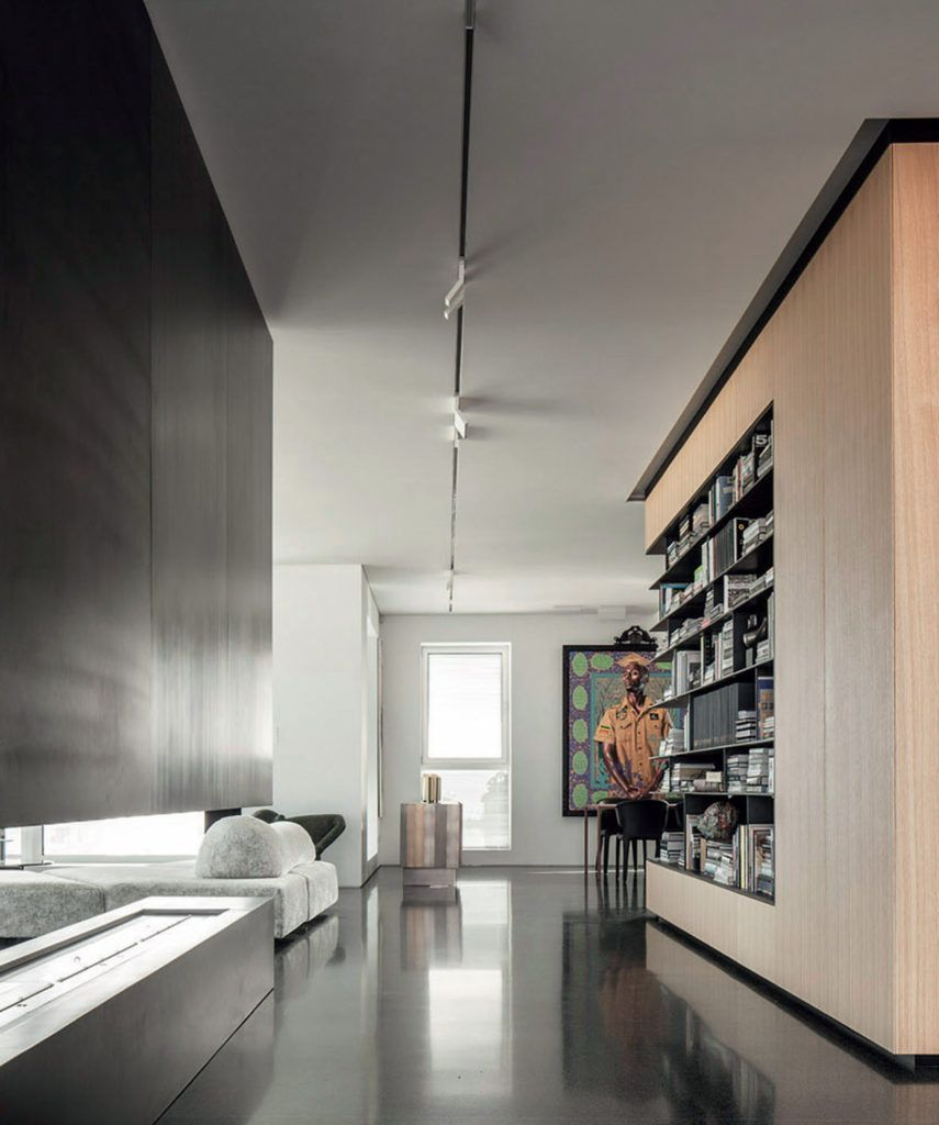 Proyector-LED-de-carril-ºTurn-proyectos-de-iluminación