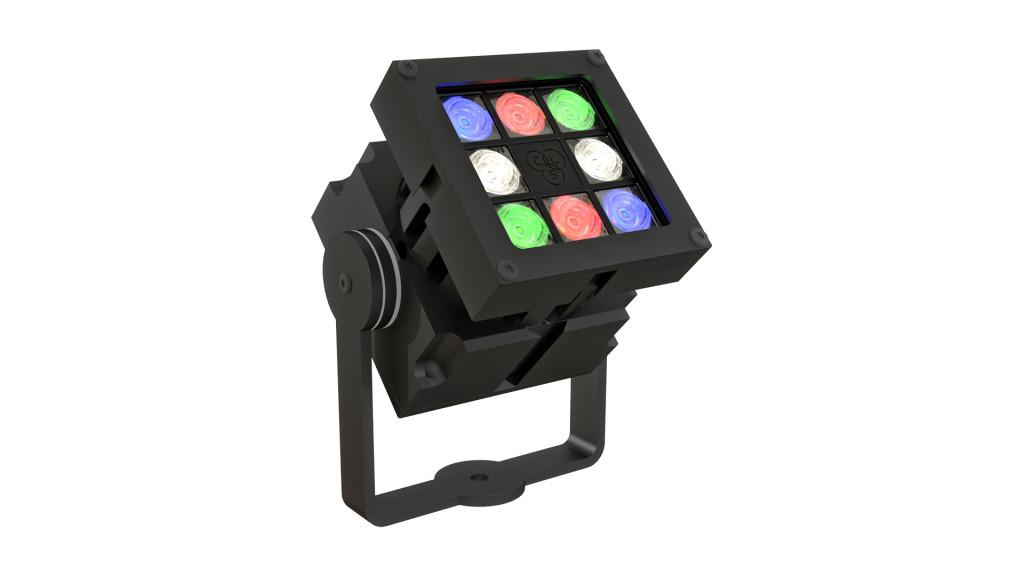 Proyector LED exterior RGB REVO Colour Flow