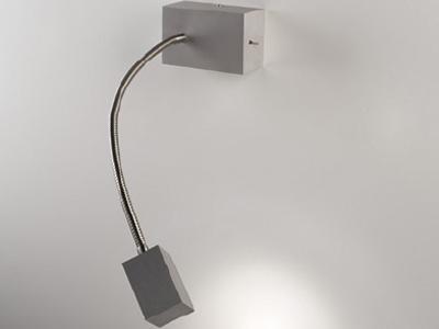 L mpara led mural de lectura para aplicaciones interiores - Lamparas led para interiores ...
