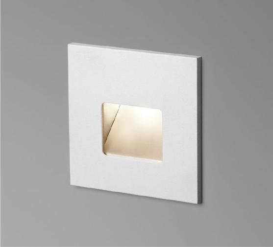 Sotto aplique led mural de se alizaci n iluminaci n for Apliques de led para escaleras