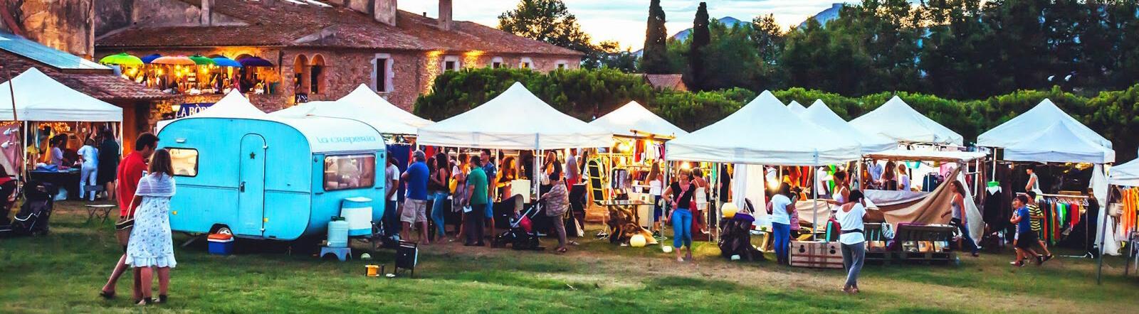 Concierto de Barage Band en White Summer Market