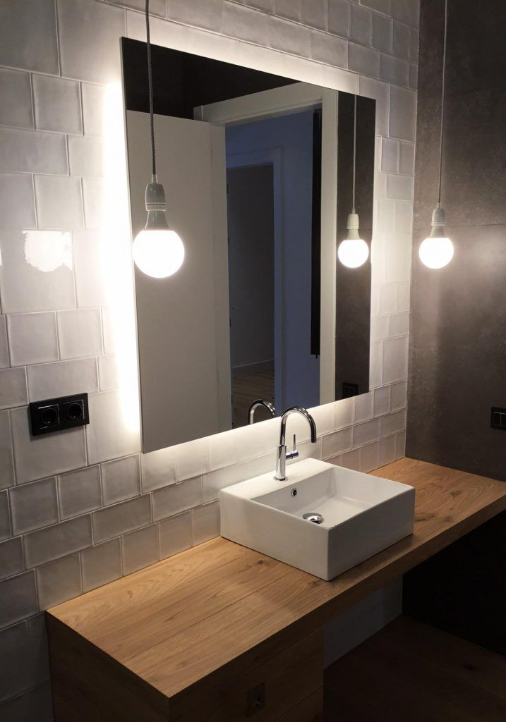 iluminación interior indirecta