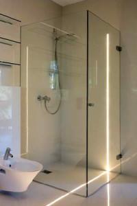 Tiras led para iluminación de baños