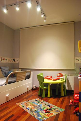 Iluminación LED habitación infantil