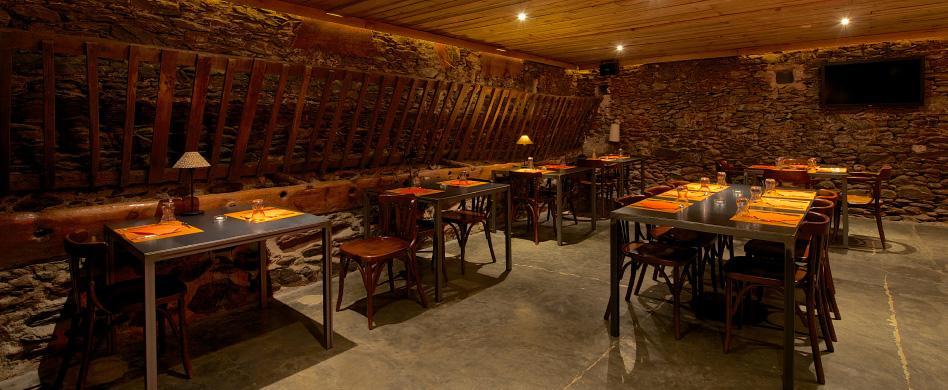 iluminación restaurantes, iluminación interior.