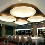 Proyectos de iluminación restaurantes, cafeterías y bares