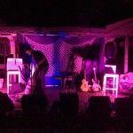 Concierto Barage Band en Cadaqués, verano 2019