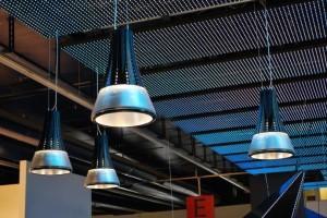 Campana LED de suspensión, EL-REBELL